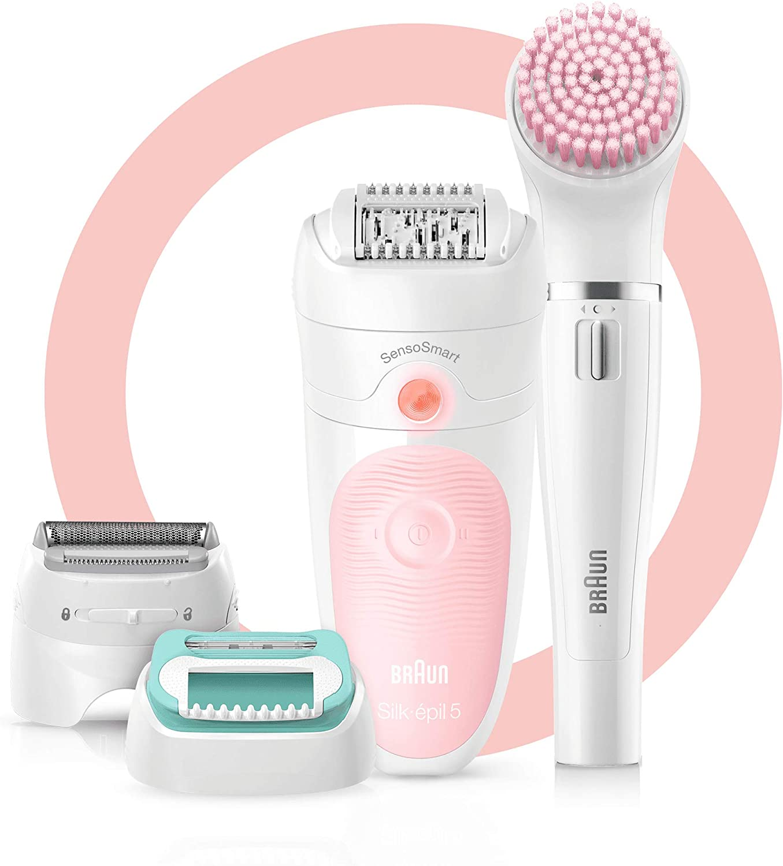 Braun Silk-épil 5-875 BS SensoSmart?: Amazon.es: Salud y cuidado personal