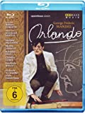 Orlando, opera by George Frideric Handel (Opernhaus Zürich 2007) [Blu-ray] [2009] [Region Free]