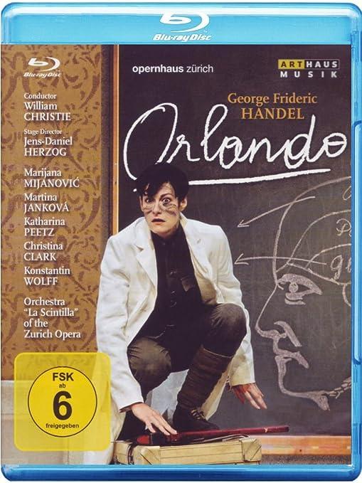 Händel - Orlando [Blu-ray] [Alemania]: Amazon.es: Georg Friedrich ...