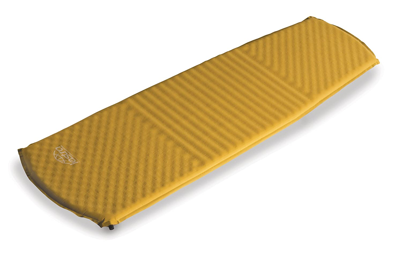 LESTRA Momie Confort Esterilla Auto-Inflable para Acampada
