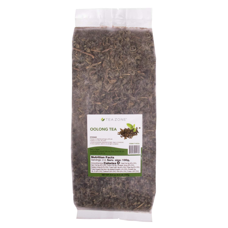 Tea Zone 8.46 oz Oolong Tea, 25 Count