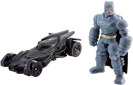 V Mini Hot Of Wheels Batman SupermanDawn Justiciers Blindé 1Jc3KFlT