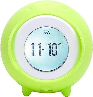Nice Tocky Runaway Alarm Clock With MP3   Kiwi