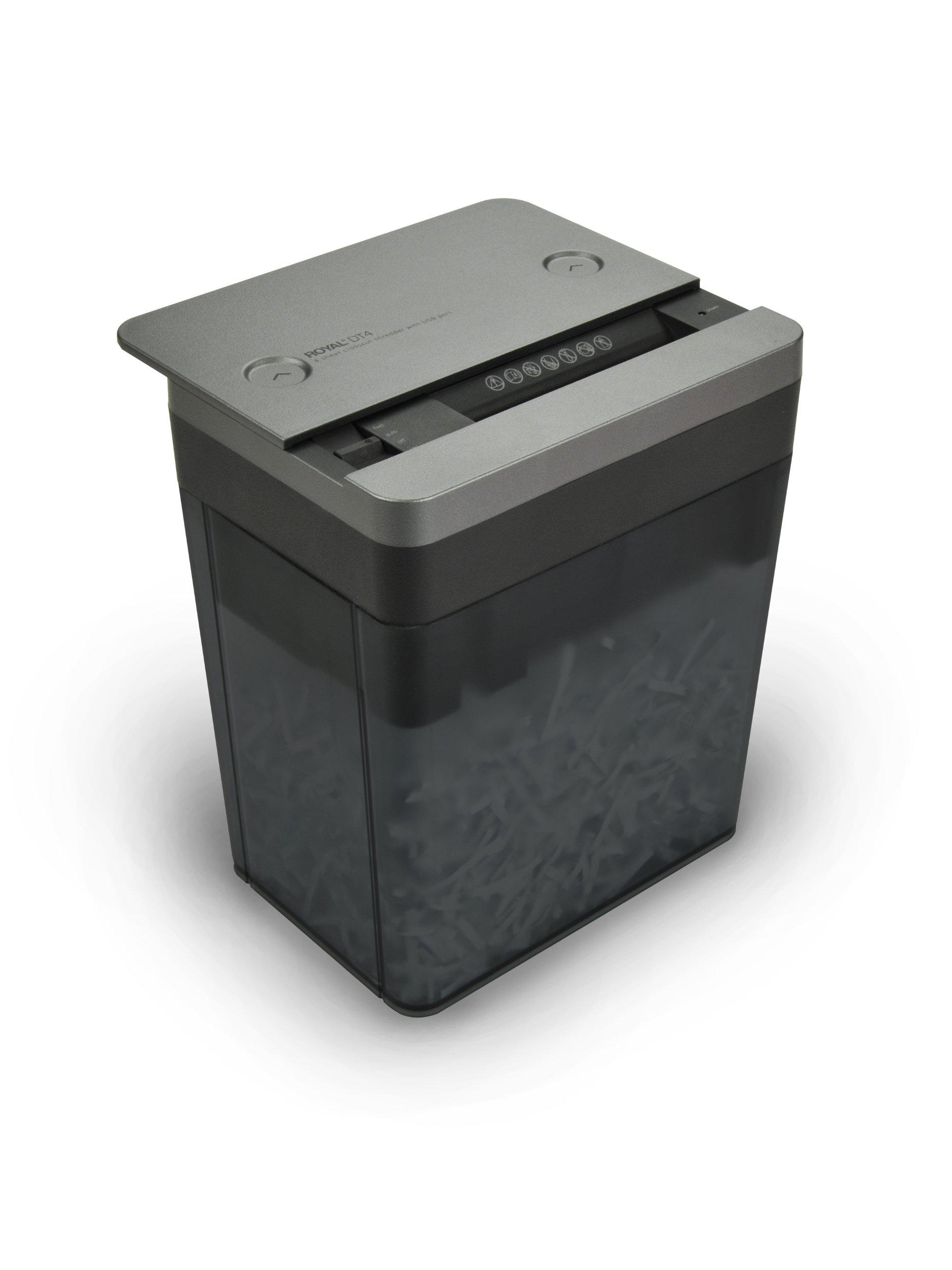 Royal DT4 Desktop Shredder