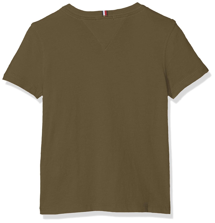 T-Shirt B/éb/é gar/çon Tommy Hilfiger Logo Tee S//S T