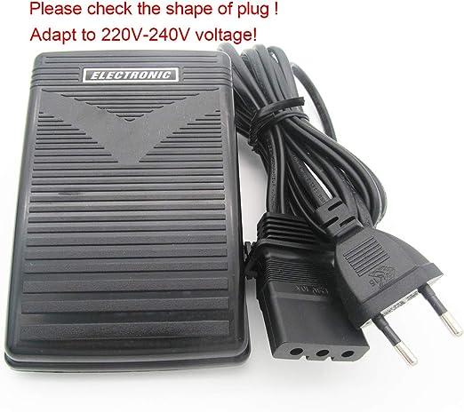 KUNPENG -1piezas # J00360051 220V 220V Cable de control del pedal ...