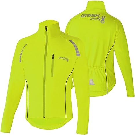Brisk Bike Cycling Jacket cycling jackets for men cycling jacket women  cycling jacket reflective Men Cycling a65a25b3d9