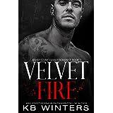 Velvet Fire (Ashby Crime Family Romance Book 1)