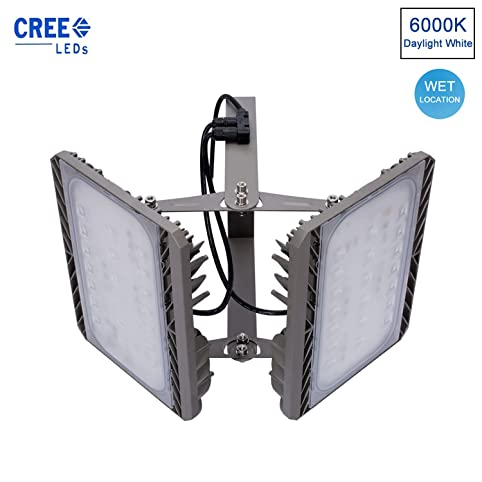 stasun 200w led flood light outdoor super bright large area lights