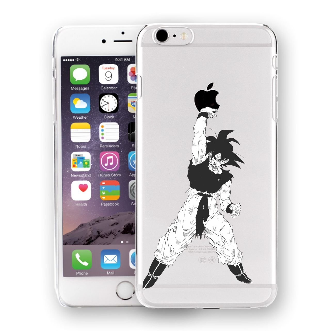 coque iphone 7 sangoku