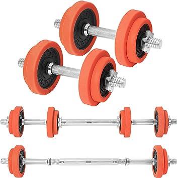 Set De Mancuernas Para Mujer Soporte para pesas