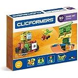 Clicformers - 801003 FR - Set Basic - 90 Pièces