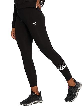 styles de variété de 2019 choisir officiel style roman Puma Femme Pantalons & Shorts/Legging Rebel: Amazon.fr ...