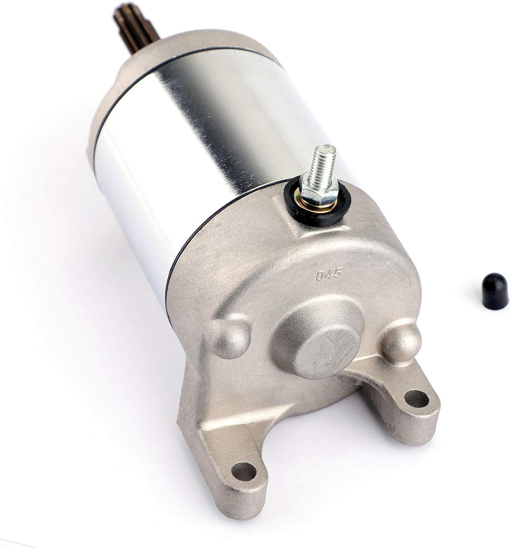 Areyourshop Motor de arranque eléctrico para H-O-N-D-A ...