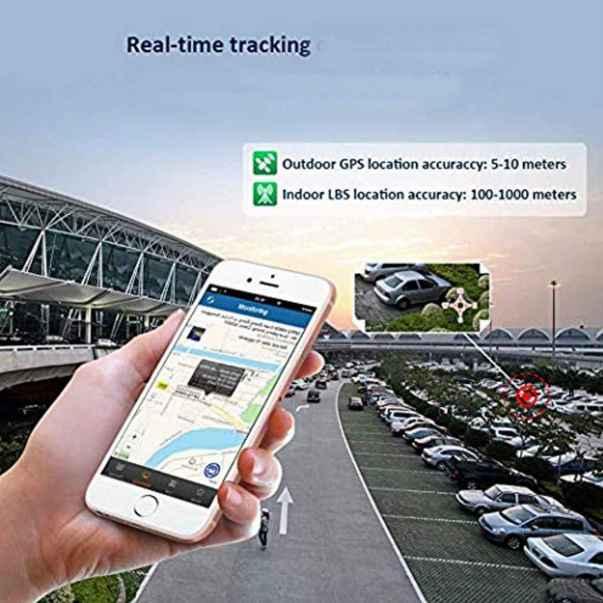 Rastreador GPS Winnes Tracker GPS Seguimiento en Tiempo Real ...