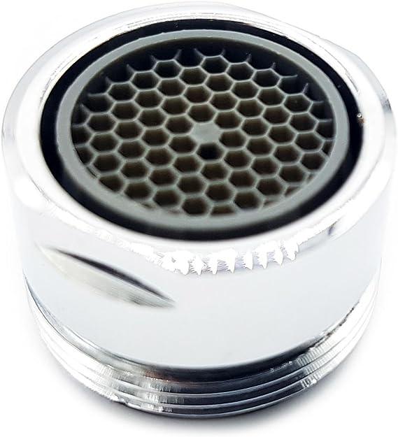 Toque aireador de 20mm Rosca exterior - ahorro de agua del 70% 4L ...