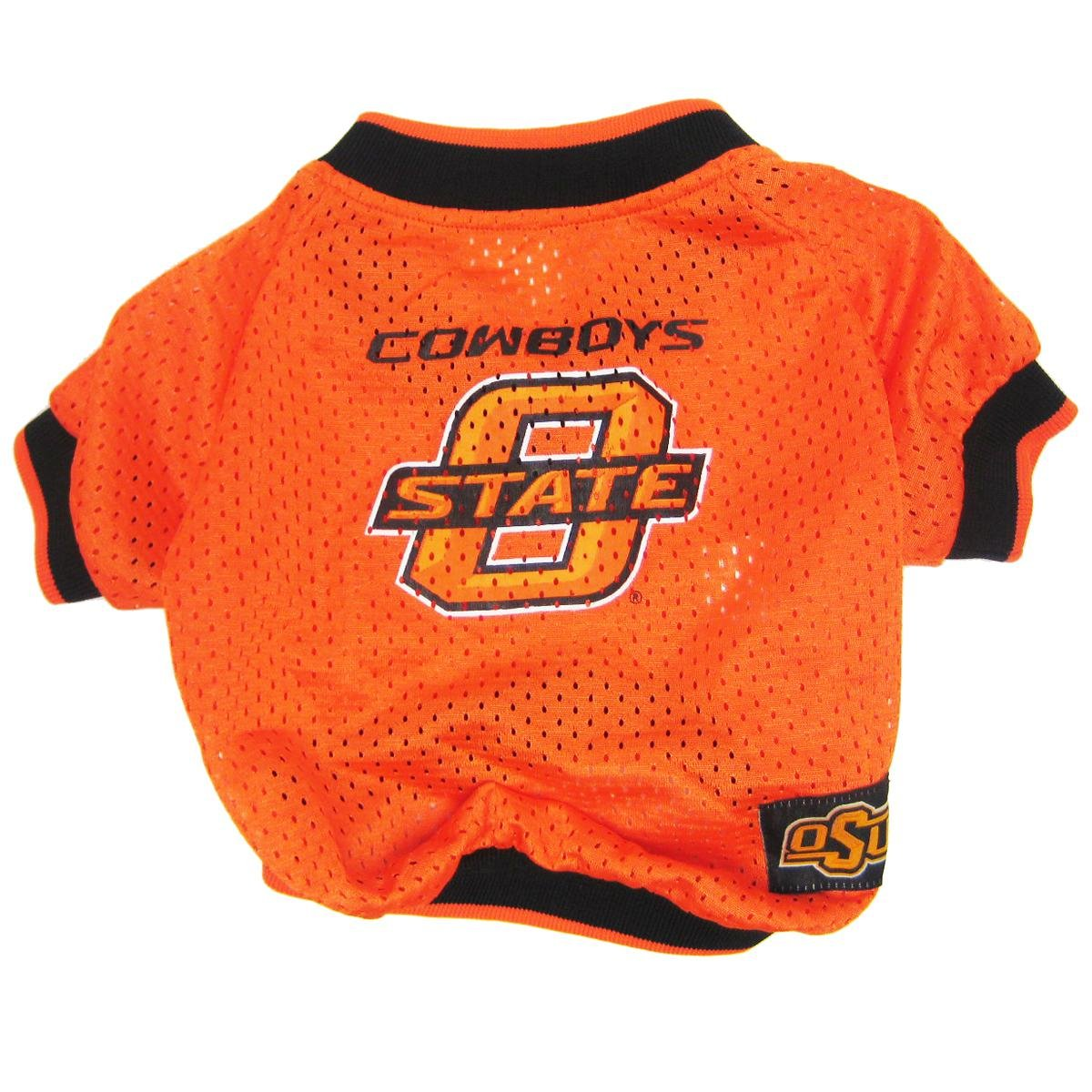 the best attitude 426a7 daebd 70%OFF Mirage Pet Products Oklahoma State Cowboys Jersey for ...