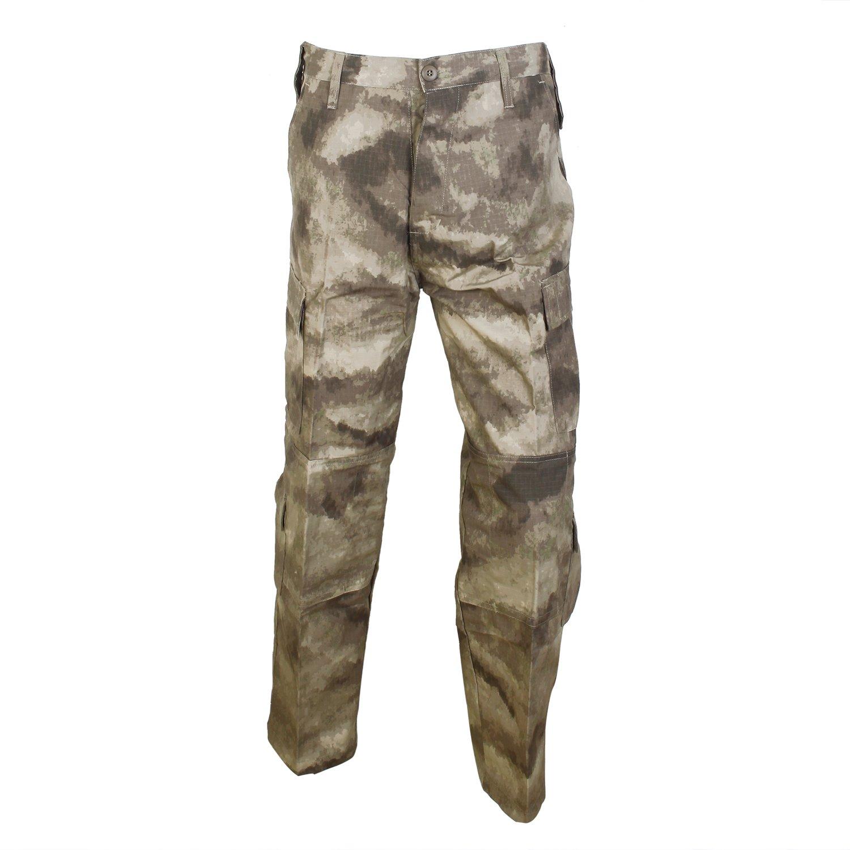 9d5639cc478d Amazon | 迷彩服 上下セット BDU 戦闘服 A-TACS AU XXL | 戦闘服 通販