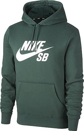 3f28c6f549 Nike SB 'Icon Erdl' Pullover Hood. Medium Olive/Black. XL: Amazon.de ...