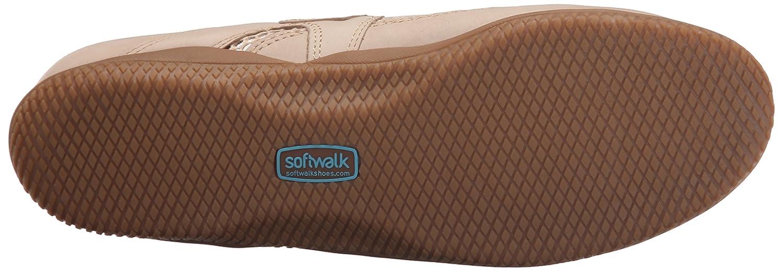 SoftWalk Women's Hadley Mary Jane Flat B011EXM7IE 8.5 W US|Sand