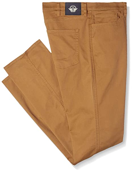 Amazon.com: Dockers pantalones de corte vaquero grandes y ...
