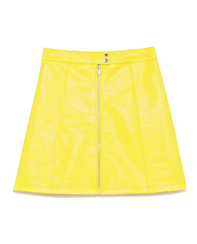 Zara Faux Leather Skirt Review | Lixnet AG