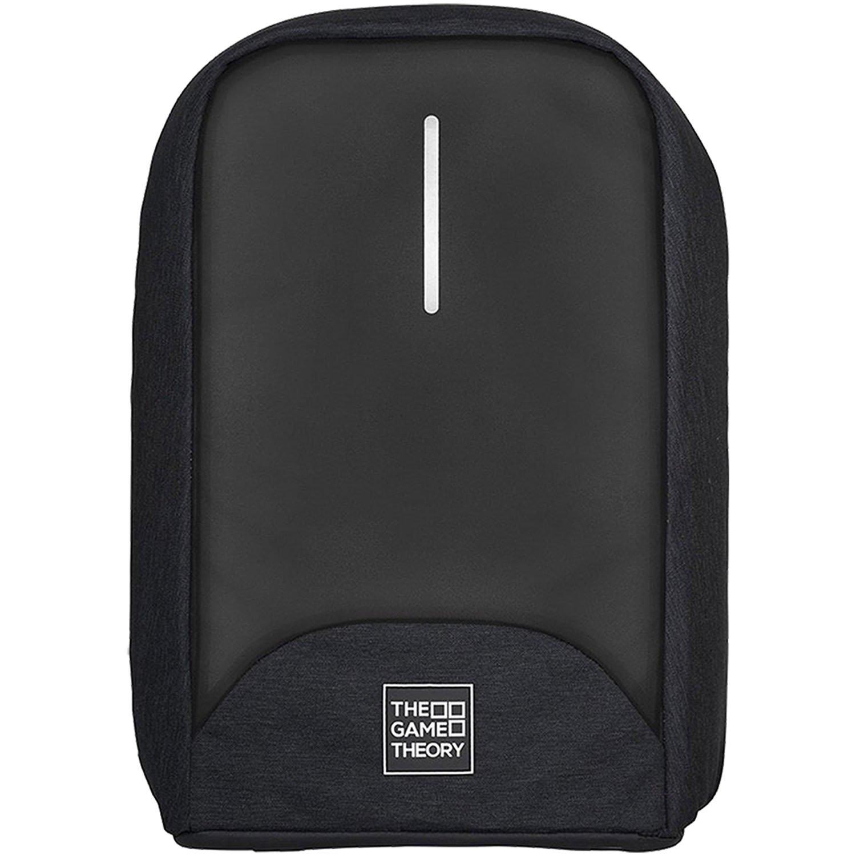 Travel Laptop Backpack Anti Theft Lightweight Waterproof Bag Slim Durable Unisex Design For Men Women School Student College Business USB Charging Port Fits 17 Inch Computer Black
