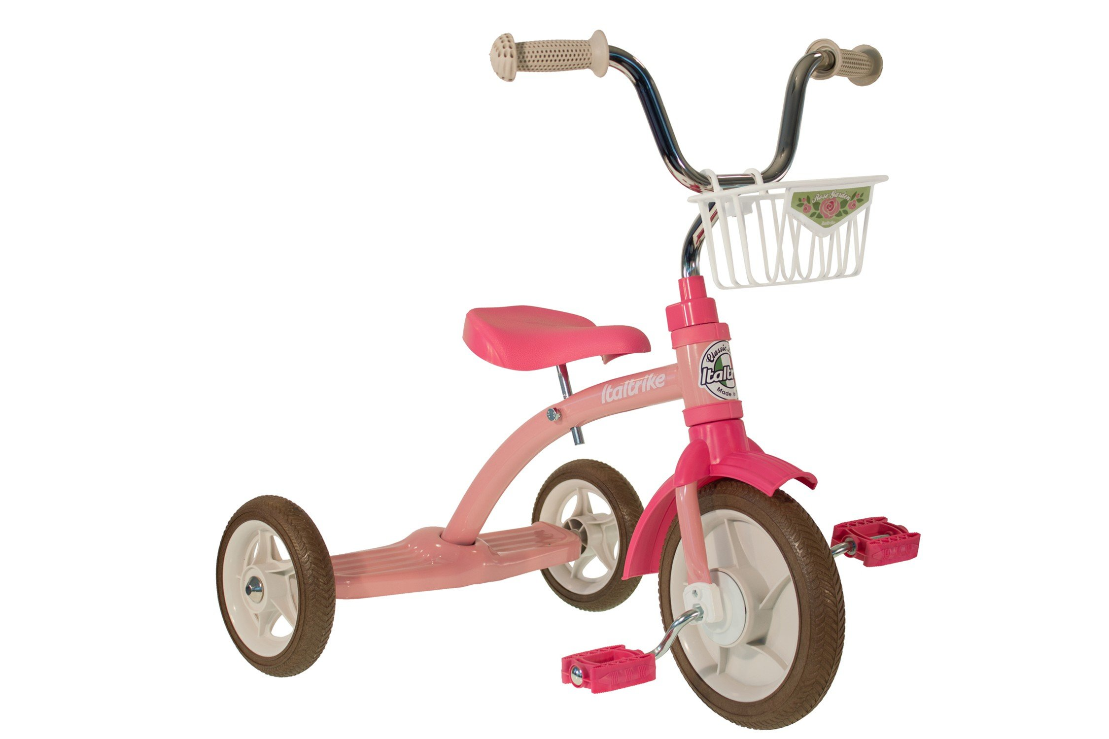 Italtrike Super Lucy Rose Garden Tricycle by Italtrike