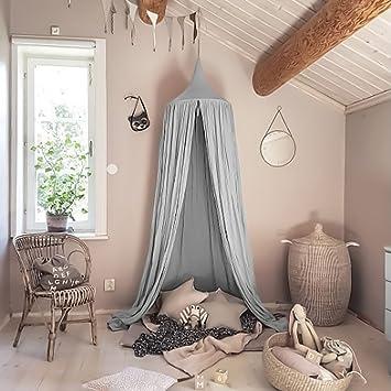 Tyhbelle Baby Baldachin Betthimmel Kinder Babys Bett Baumwolle Hängende  Moskiton Für Schlafzimmer Ankleidezimmer Spiel Lesen Zeit