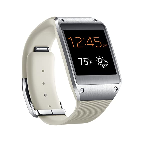 Samsung Galaxy Gear - Smartwatch Android para Samsung Galaxy Note 3 (pantalla 1.63