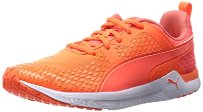 Puma Pulse XT 3D, Chaussures de Fitness Femme - Orange (Fluo Peach/White
