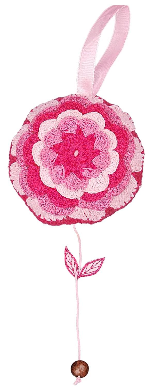 TAFTAN SD-401 Häkelarbeit Blume Spieluhr, in 2 farben verfügbar ...