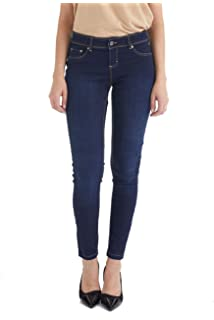 Lift /& Contour Stretch Suko Jeans Womens Denim Capris