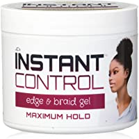 Instant Control Until You Wash Edge Control Maximum Hold