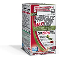SlimCentials Weightoff Max Capsules, 60 Count