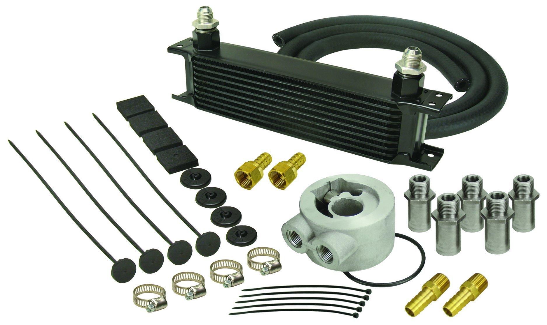 Derale 15602 Engine Oil Cooler Kit by Derale