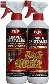 KATIFA Pack 2x600gr. Espuma Limpiacristales de chimeneas ...