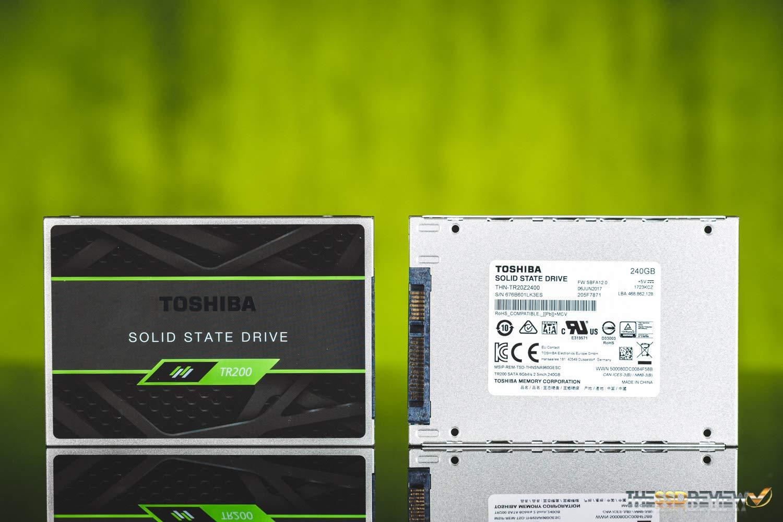 SSD Toshiba TR200-240 GB 2.5