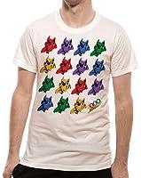 Loud Distribution Now - Pop Art Men's T-Shirt