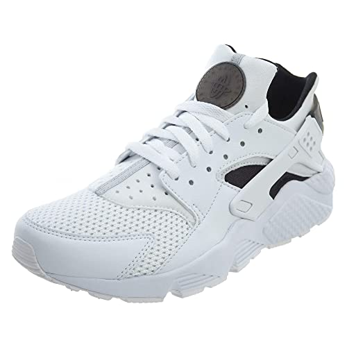 Nike Air Huarache 318429-110 - Zapatillas de Running para Hombre, Color Blanco, Negro y Platino: Amazon.es: Zapatos y complementos
