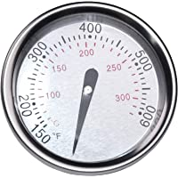 DOZYANT 60540 Replacement for Weber Spirit E210 E310 Thermometer, Spirit 200 & 300 Grill Thermometer, Temperature Gauge…