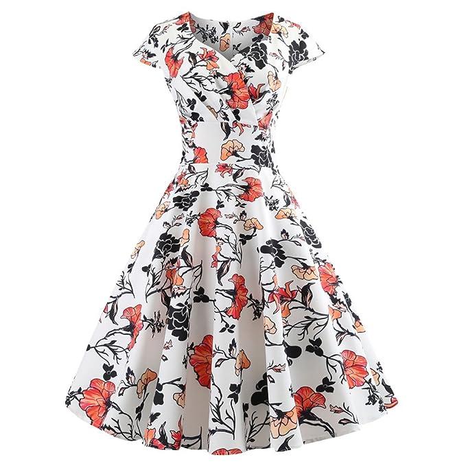 Birdfly Vintage 50s Style Dresses For Women Plus Size Boutique