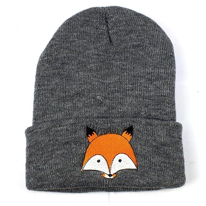 Baby Mütze Clode Mode Baby Kinder Mütze Fuchs Warme Winter Hüte