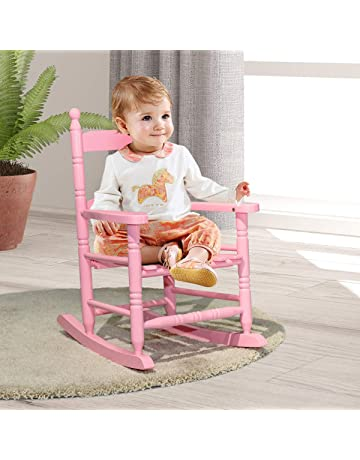 Tremendous Kids Rocking Chairs Amazon Com Machost Co Dining Chair Design Ideas Machostcouk