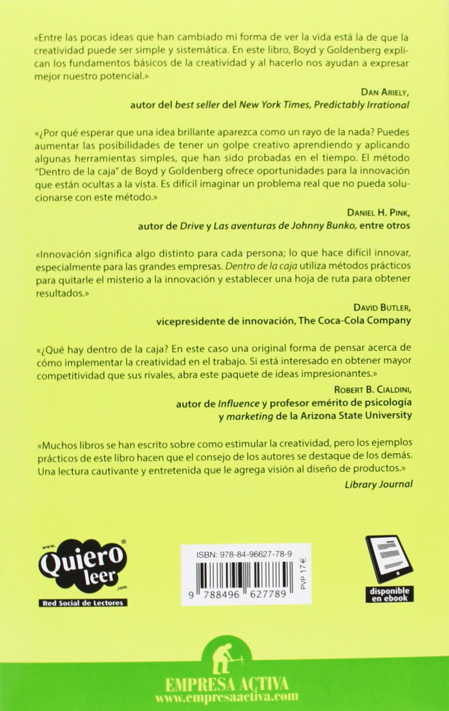 Dentro de la caja (Spanish Edition): Drew Boyd: 9788496627789: Amazon.com: Books