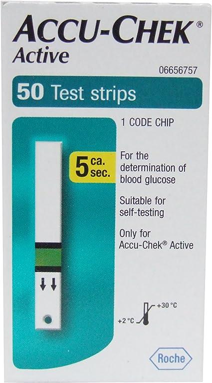 tiras reactivas para la vida diabética