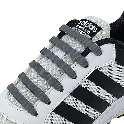 [KINGWONG] 結ばない靴ひも ゴム 伸縮性 メンズ レディース ほとけない 防水