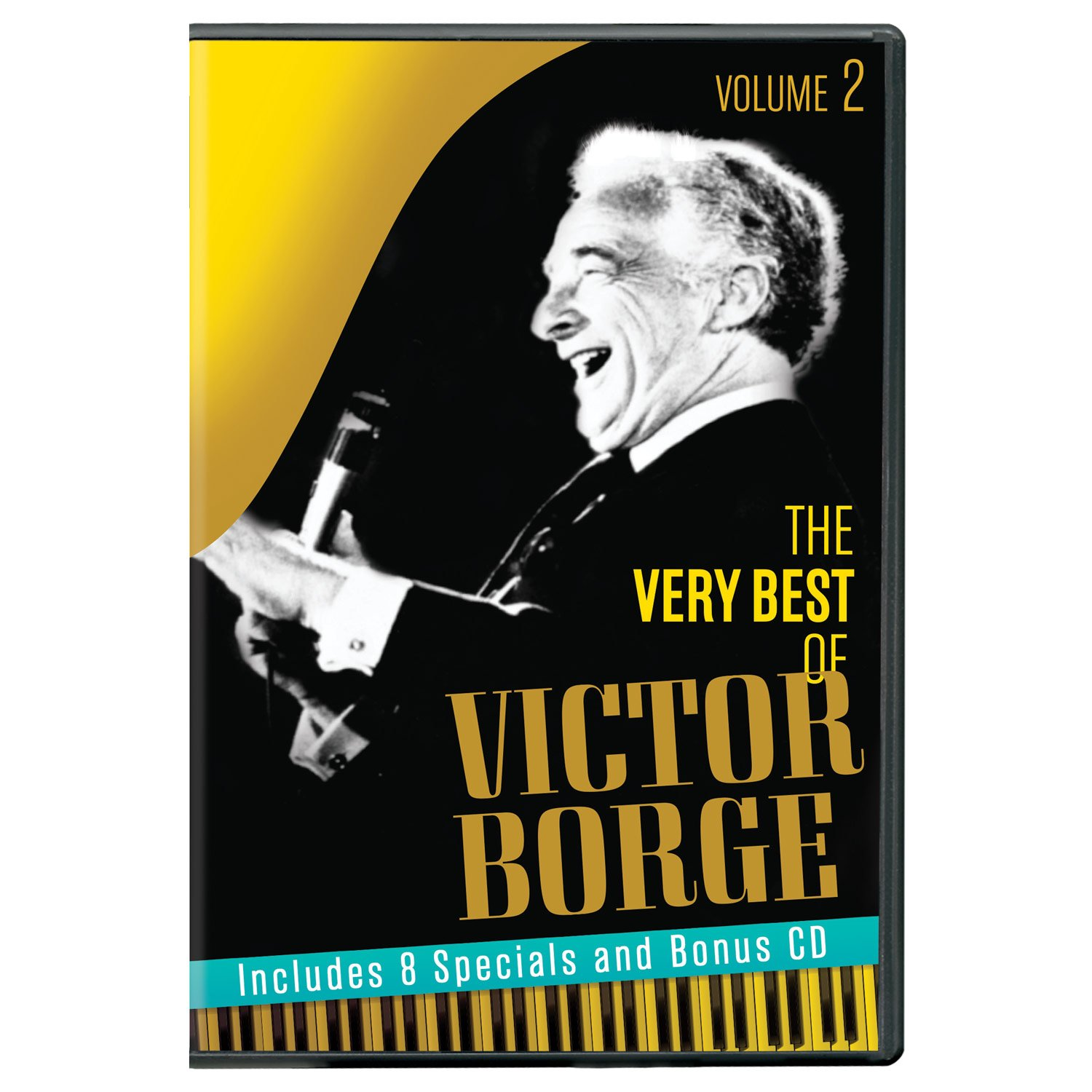 DVD : The Very Best of Victor Borge, Vol. 2 (3 Pack, 3 Disc)