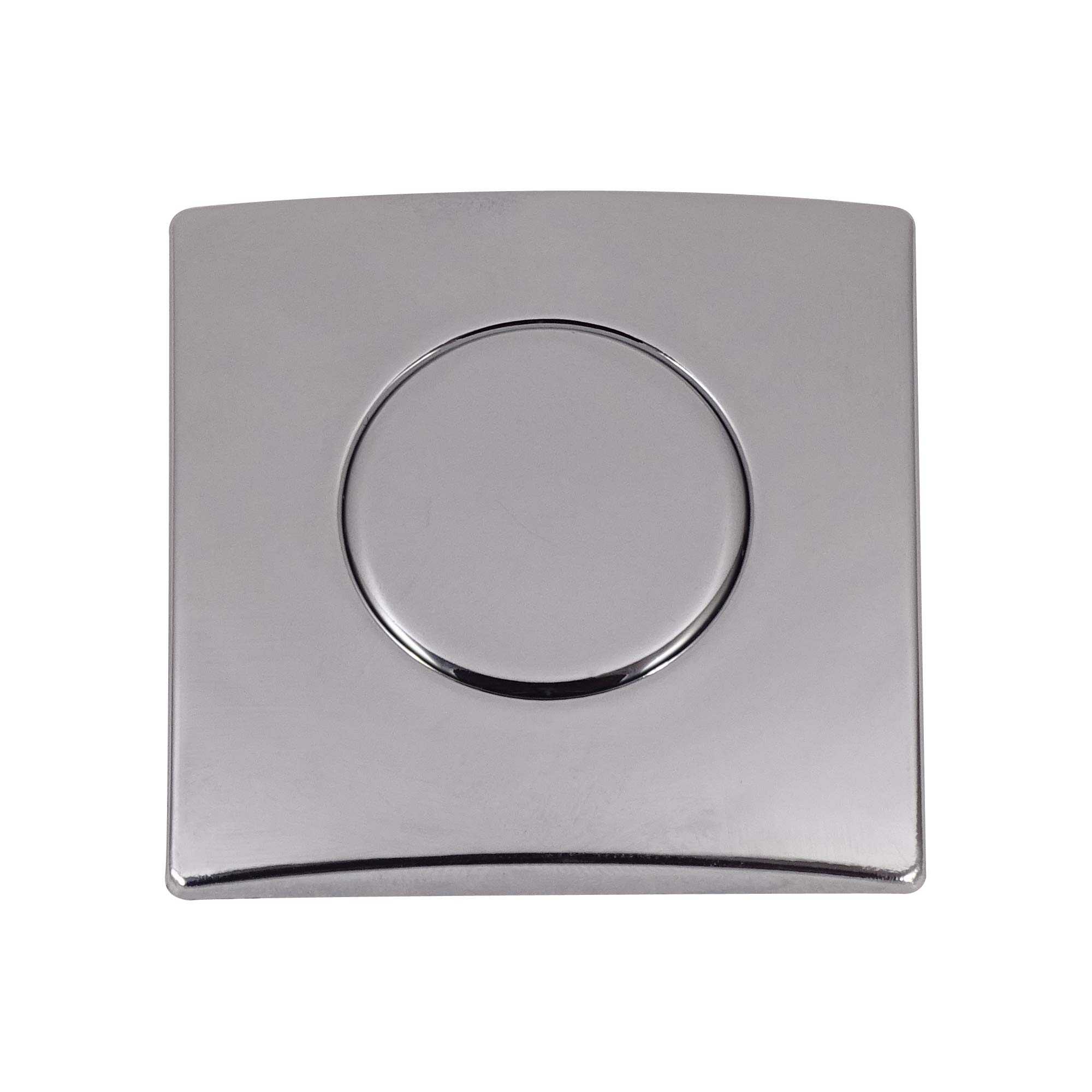 Square Garbage Disposal Air Switch Button (Standard 2-Inch Length)
