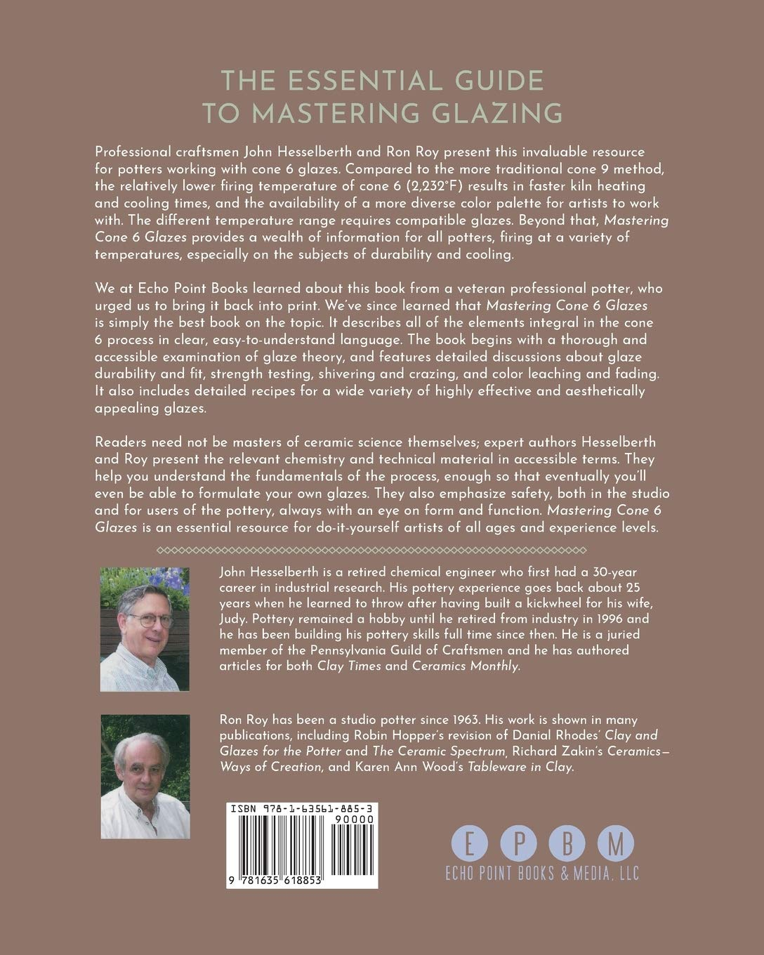 Mastering Cone 6 Glazes: Improving Durability, Fit and ...
